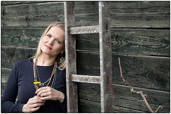 Rebekka – photos d'extérieur pour seven ayurveda