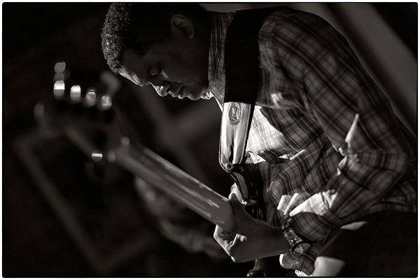 Jazz-Session – Jouer avec l'objectif Canon EF 85/1.2 prime